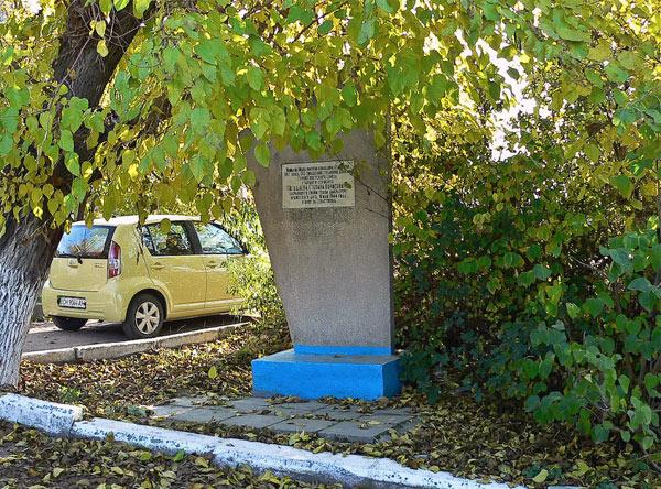 Улица Погодаева (Герой Советского Союза) в Инкермане