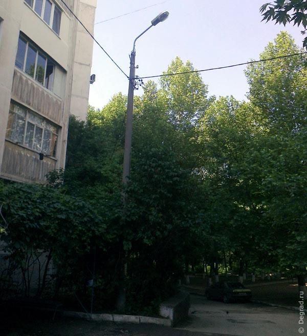 провода, которых могло не быть. Севастополь
