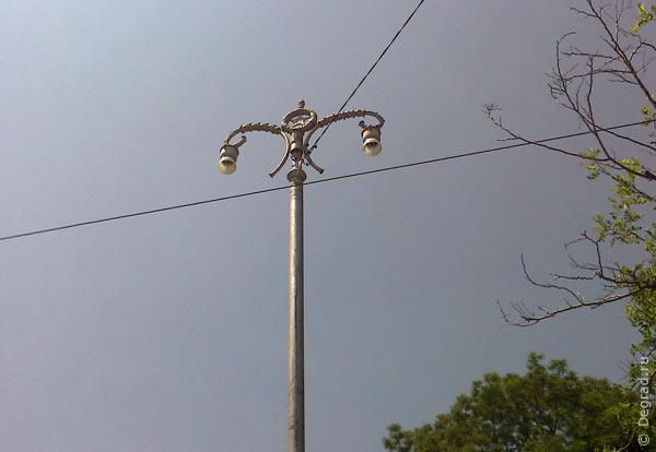 фонарный столб