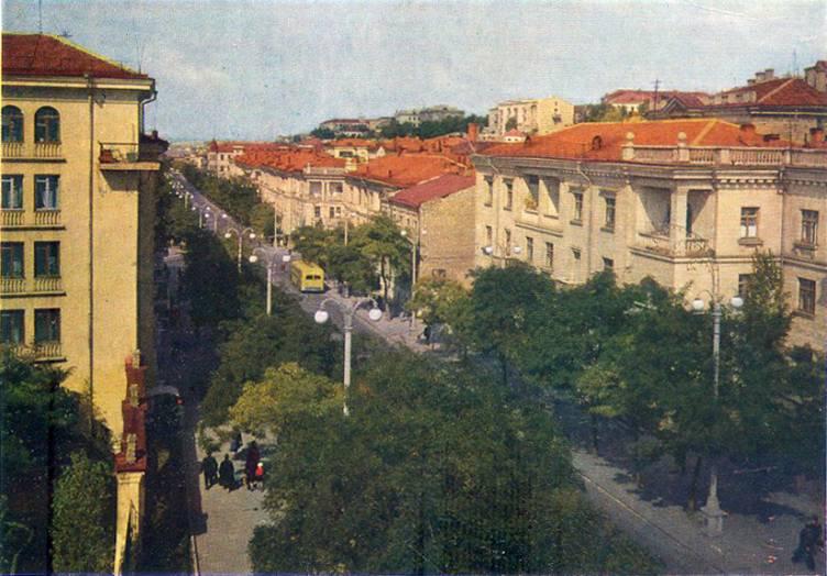 Фонари Севастополя