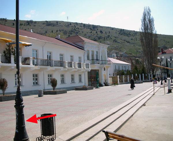 Набережная Балаклавы. Севастополь