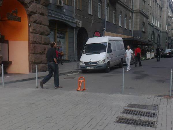 0парковочные блокираторы в Киеве