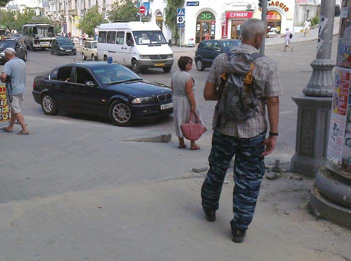 Бордюры в Севастополе