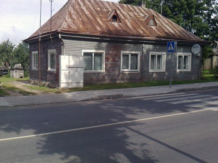 бордюр в Литве
