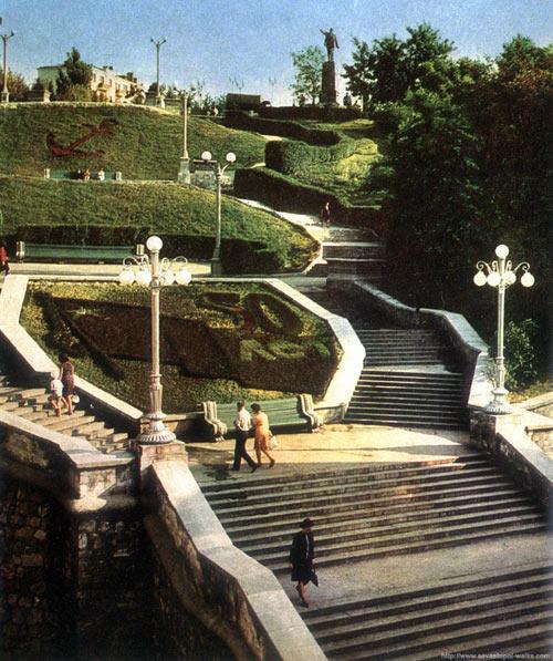 Севастополь без деревьев