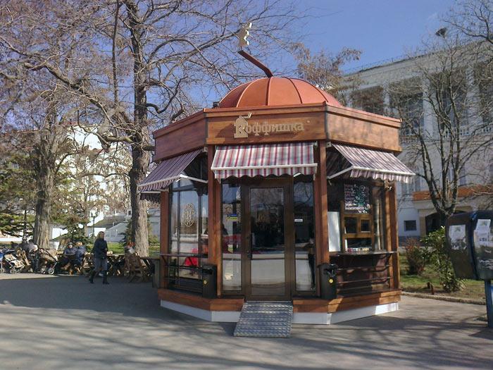 Кафишка в Севастополе