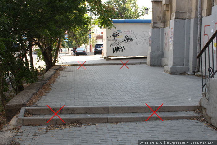 Ремонт ул. Шмидта возле кинотеатра «Дружба» (21)
