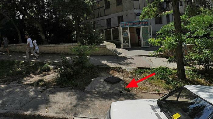 Ремонт ул. Шмидта возле кинотеатра «Дружба» (4)