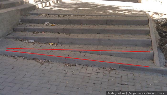 Ремонт ул. Шмидта возле кинотеатра «Дружба» (2)