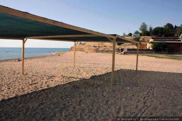 Пляж турбазы им. А. В. Мокроусова (12)