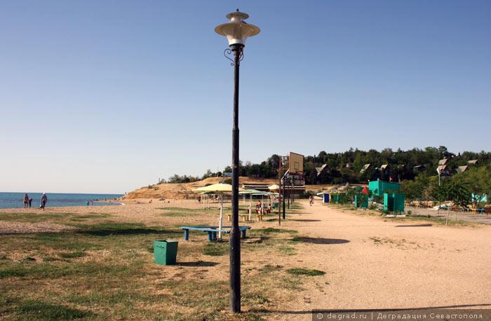 Пляж турбазы им. А. В. Мокроусова (2)