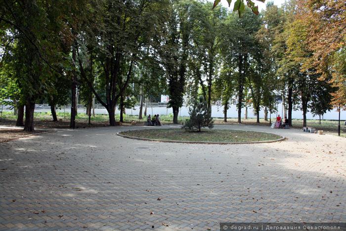 Сквер возле Автовокзала (5)