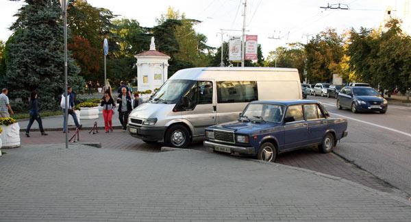 авто на пути пешеходов (5)