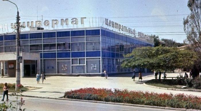 Площадь 50-летия в Севастополе до эпохи торгового безумия (3)