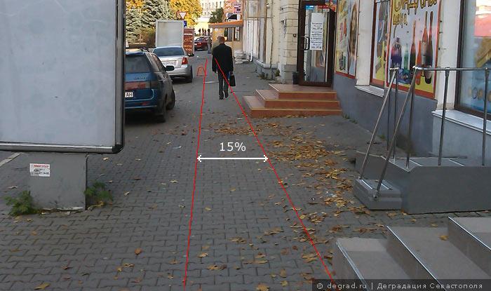 Артбухта - ад для пешеходов (2)