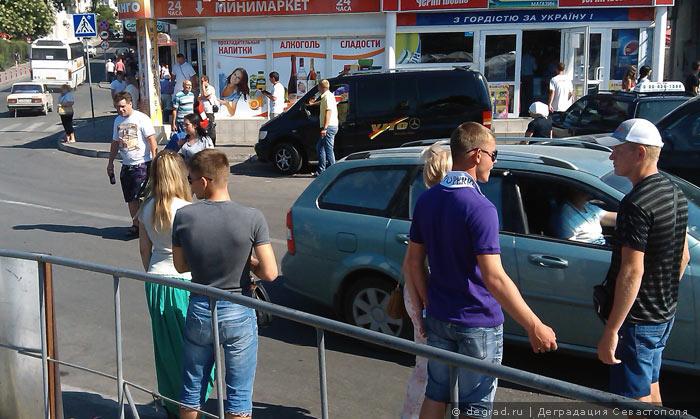 Артбухта - ад для пешеходов (15)
