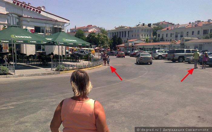 Артбухта - ад для пешеходов (9)
