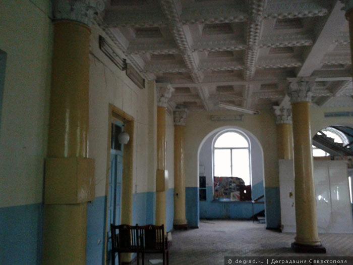 здание клуба Севастопольской ТЭЦ (10)