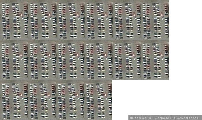 парковки в центре Севастополя (3)